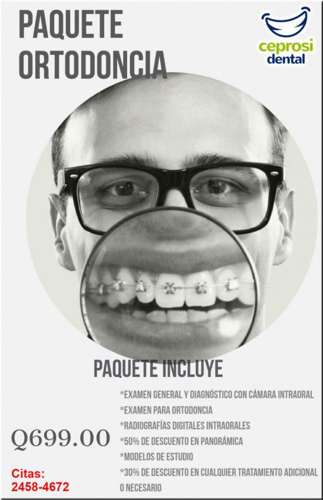 Ortodoncia en Ceprosi Dental Guatemala